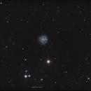 NGC 3184 RGB,                                John