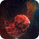Jellyfish Nebula IC443,                                Christer Strandh