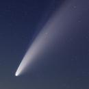 C/2020 F3 (NEOWISE) on 10th of July,                                Szeleczki Gabor