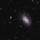 NGC4725,                                Bart Delsaert