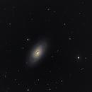 The black eye galaxy,                                Martin Armbrecht