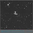 ARP 277 (NGC4809 & NGC4810) Interacting double galaxies in Virgo,                                elbee