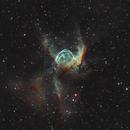 NGC 2359 - Thor's Helmet,                                James Basile