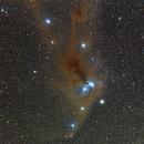 Corona Australis, including NGC 6726, NGC 6727, NGC 6729, NGC 6723,                                Ricardo L Pinto