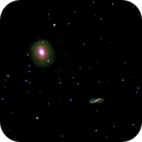 ngc      4589 ---4572       galassie nel drago,                                Carlo Colombo