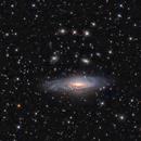 NGC 7331 Spiral Galaxy in Pegasus,                                Ron Stanley