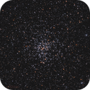 M37 - Open Cluster in Auriga,                                Steve Milne