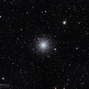 M3 - NGC 5272 Globular Cluster,                                Dennis Sprinkle
