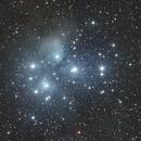 Pleiades,                                Charles Ward