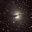 Centaurus A Galaxy - NGC 5128,                                Samuel Müller