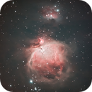 M42 & the Running Man nebulae,                                Alan Hobbs