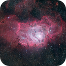 M8 Lagoon Nebula,                                Debra Ceravolo