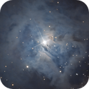 NGC 7023 - Nébuleuse de l'IRIS avec ASI 294MC Pro,                                Jeffbax Velocicaptor