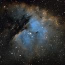 NGC281 PacMan Nebula,                                Edward Overstreet