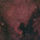 The North America Nebula,                                LittleKing