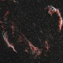 NGC 6960, NGC 6992 Cirrus Nebula,                                aalbi