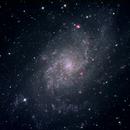 M33 / NGC 598 - Triangulum Galaxy HaLRGB,                                Falk Schiel