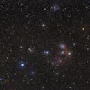 NGC2170 nebula complex in Monoceros,                                tommy_nawratil