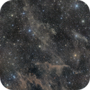 Mosaic Molecular Clouds AGN_19.35.0 and 19.25.5 near South Pole and Open Cluster Mel227,                                oldwexi