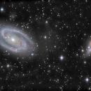 Messier 81 & 82,                                Spoutnik17
