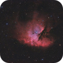 NGC 281 - DSLR Ha & RGB,                                Thomas Richter