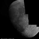 Moon - HD Mosaic, 06/04/2017,                                Marco Gulino