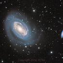 NGC 4725 and NGC 4712,                                1074j