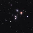 Hickson Compact Group 68 and Supernova SN2019ein,                                Lilith Gaither
