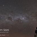 The Southern Skies' Milky Way, Crux and Centaurus,                                Gabriel R. Santos (grsotnas)
