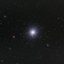 M13 The Hercules Globular,                                John Hayes
