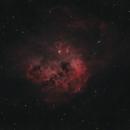 IC410 Tad Pole nebula,                                Aaron