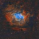 NGC 7635 (The bubble nebula),                                Epicycle