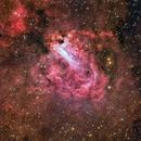 Swan Nebula,                                Alessandro Cipolat Bares