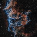 Eastern Veil Nebula 2 Panel Mosaic,                                Alex Roberts