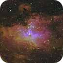 M16 / Eagle Nebula,                                Abhra Prakash Deb