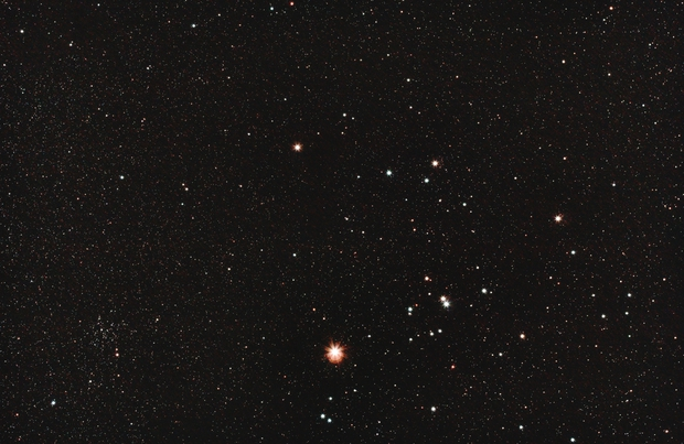 Hyades and NGC 1647,                                K. Schneider