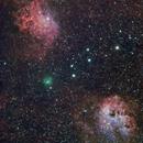 C/2020 M3 (ATLAS) - The Birthday Comet,                                Timothy Martin & Nic Patridge