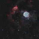 NGC 395,                                Mark