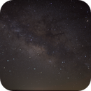 Milky Way Core, first image of the 2021 season,                                Jerry Nelson