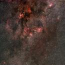 Milky Way in Cepheus,                                Christoph Nieswand