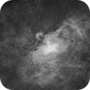 Messier 16 The Eagle,                                G400
