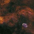 NGC 6888 - Crescent Nebula,                                Roman Pearah
