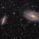 -M81/M82-Bode's Galaxy,                                ivanbusso