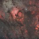 Autour de NGC7000,                                ASTROIDF