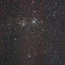 The Double Cluster ~ NGC869 NGC884,                                Hata Sung