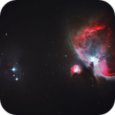 M42 Orion Nebula and the Running Man,                                urmymuse