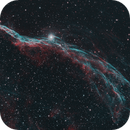 The Witches Broom Nebula - NGC 6960,                                Trev in Wisconsin