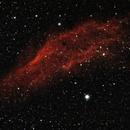 NGC 1499 - California Nebula,                                Lorenzo Scagnolari