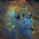 IC410 SHO, T250  f/4  /  ATIK ONE  /  AZEQ6,                                Pulsar59