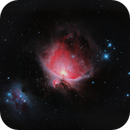 M42 Orion Nebula,                                Nic Doebelin